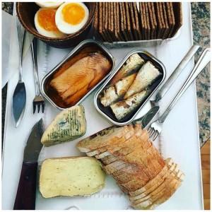 Sardines et thon ouvertes - José Gourmet - Conserves de sardines du Portugal